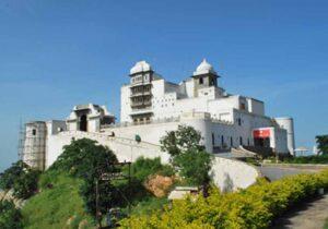 Mansoon palace Sajjangarh