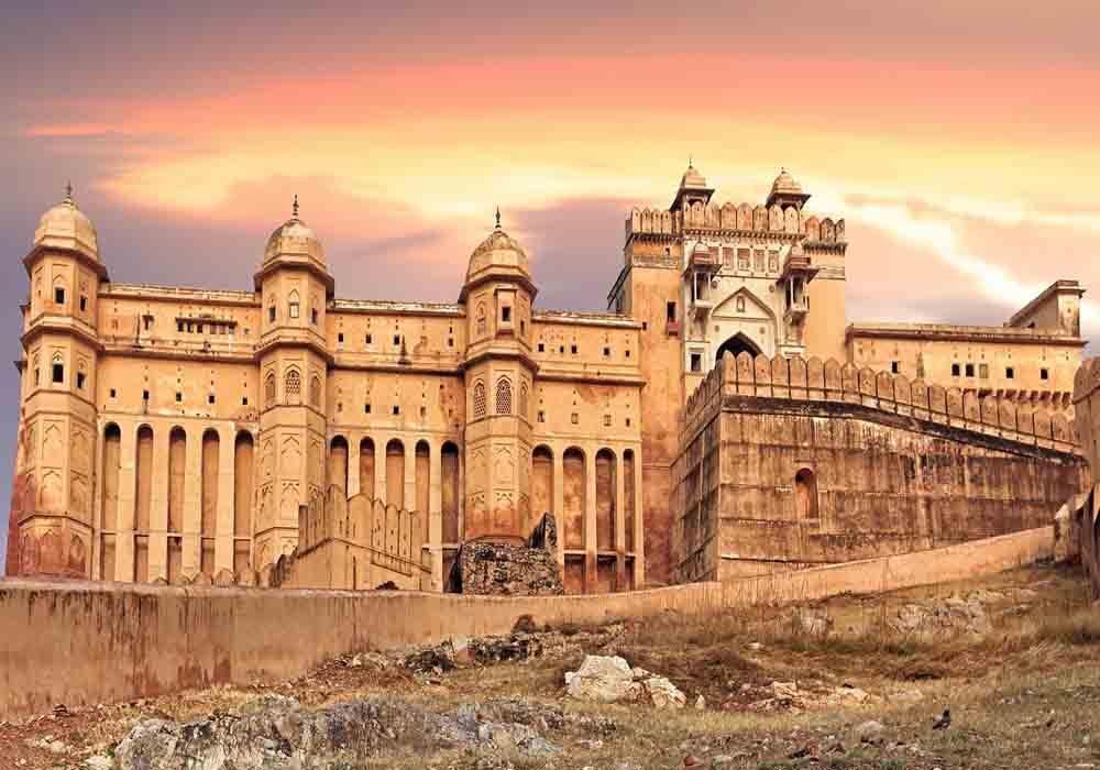 6 nahargarh fort
