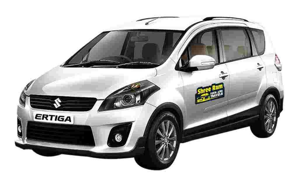 ertiga oneway roundtrip udaipur taxi