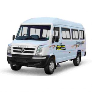 tempo oneway roundtrip udaipur taxi