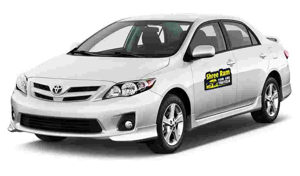 toyota etios oneway roundtrip udaipur taxi